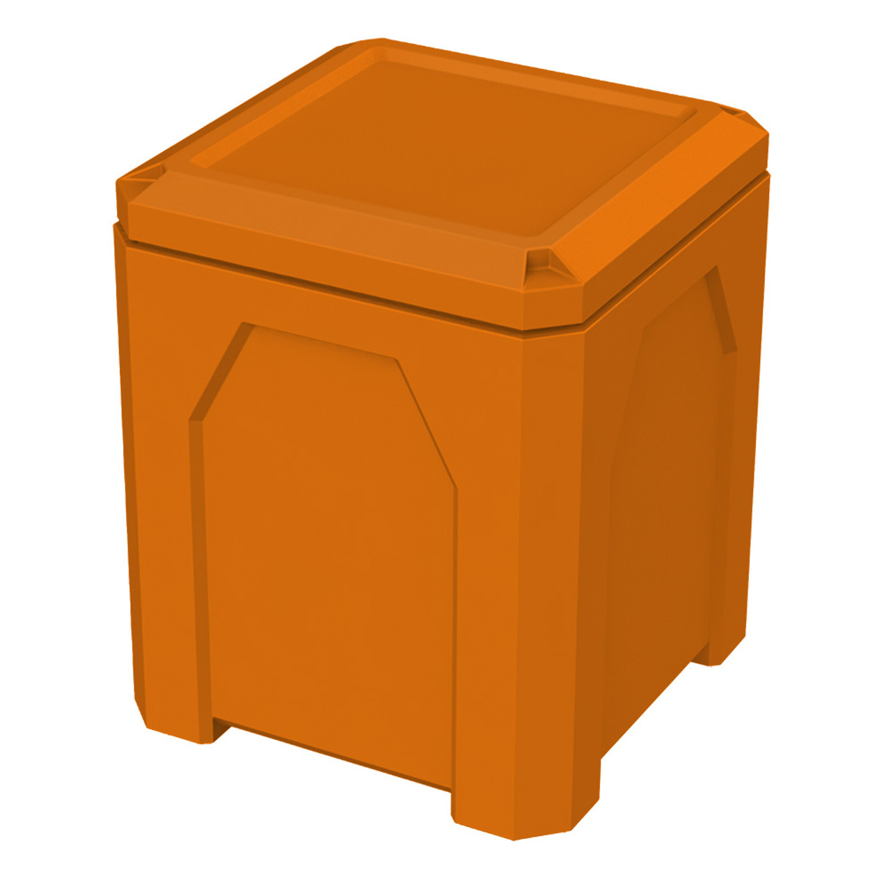 ORANGE NO OPENING DUST COVER