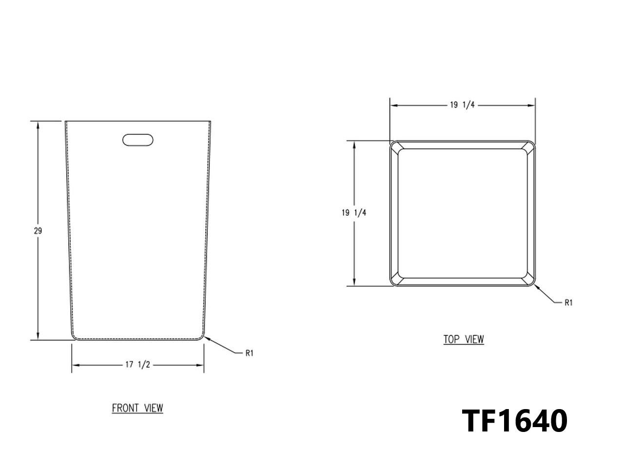 53 Gallon Liner TF1640