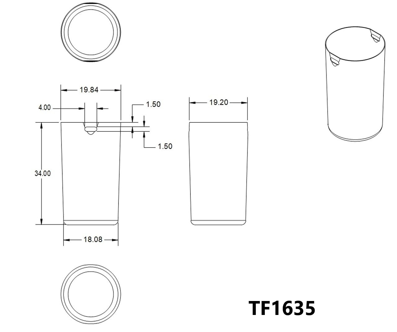 TF1635