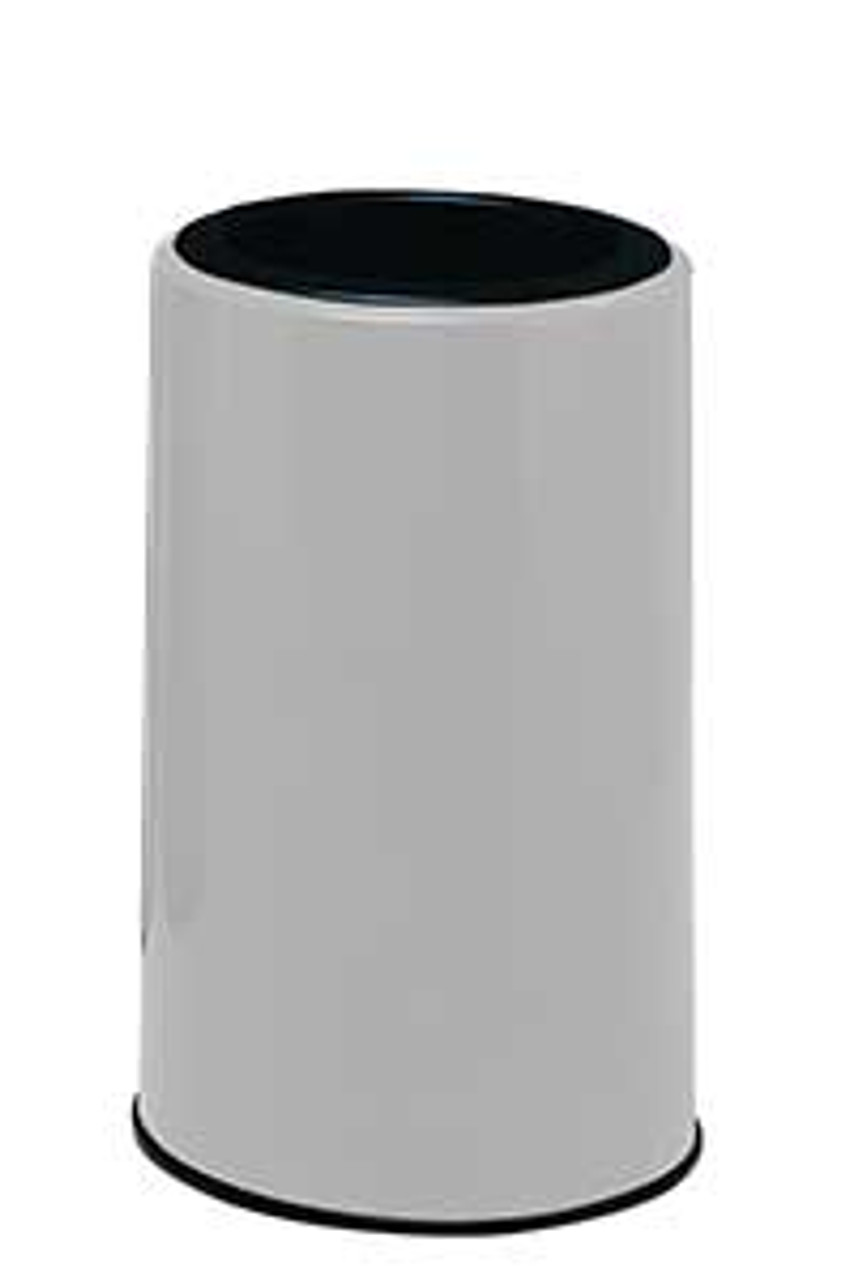 16 Gallon Top Entry Round 7C1623T Fiberglass Waste Can