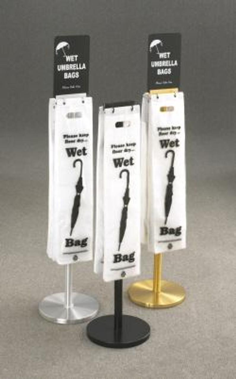 Glaro Floor Standing Wet Umbrella Bag Holder 3 Colors