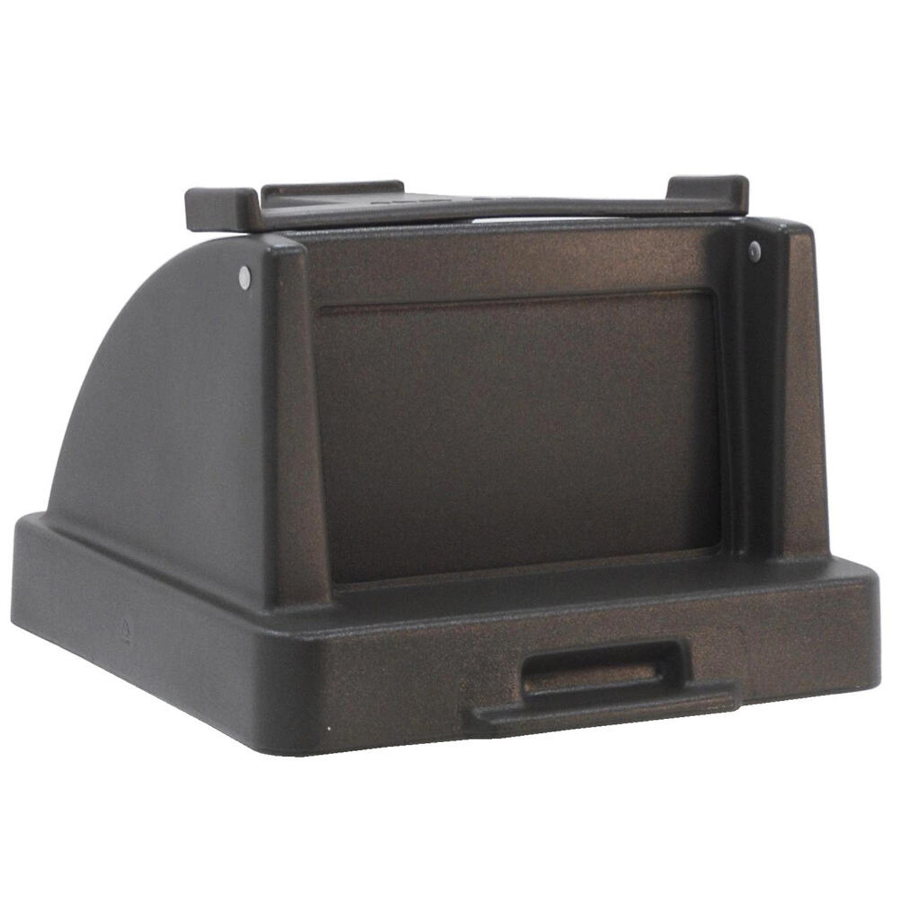 30 Gallon and 53 Gallon Push Door Tray Top Lid