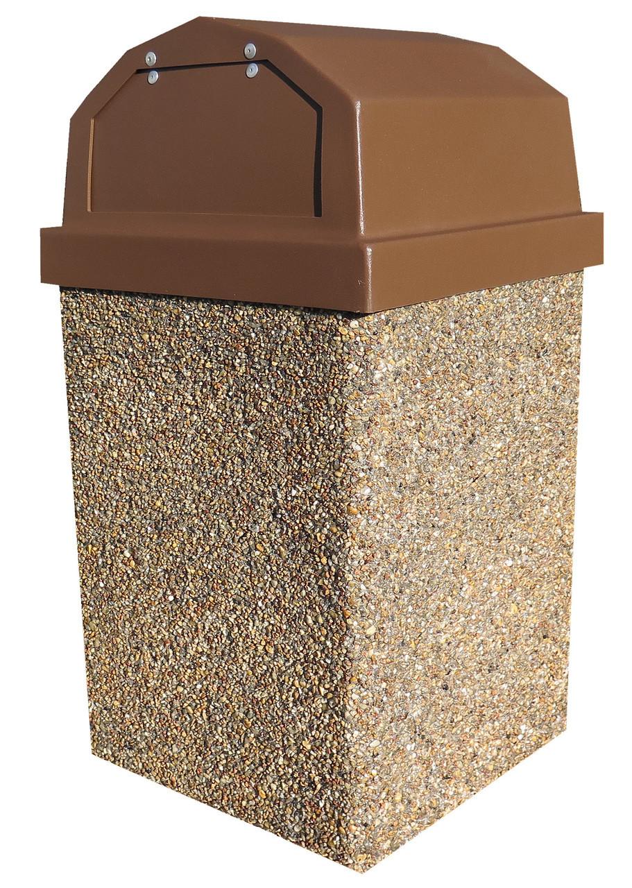 Brown with optional Doors