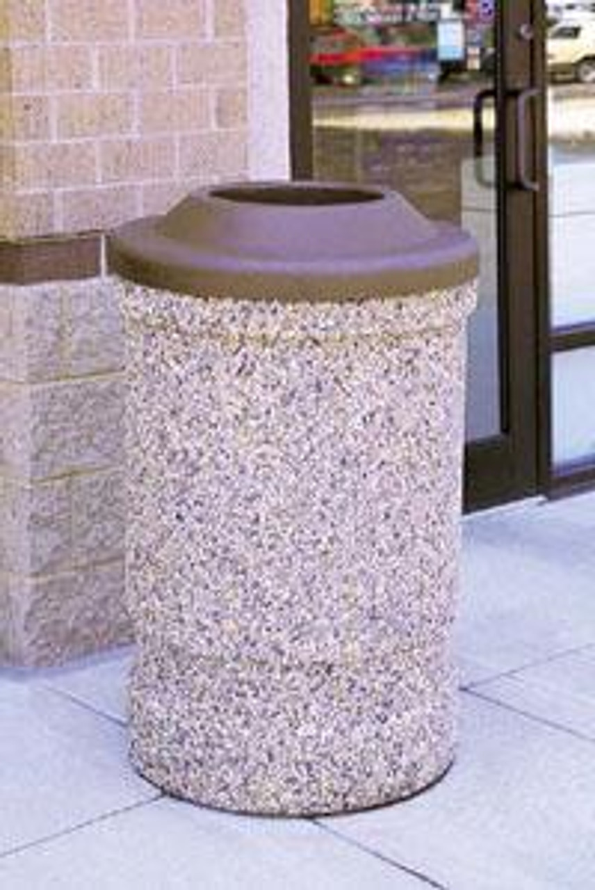 Outdoors Exposed Aggregate