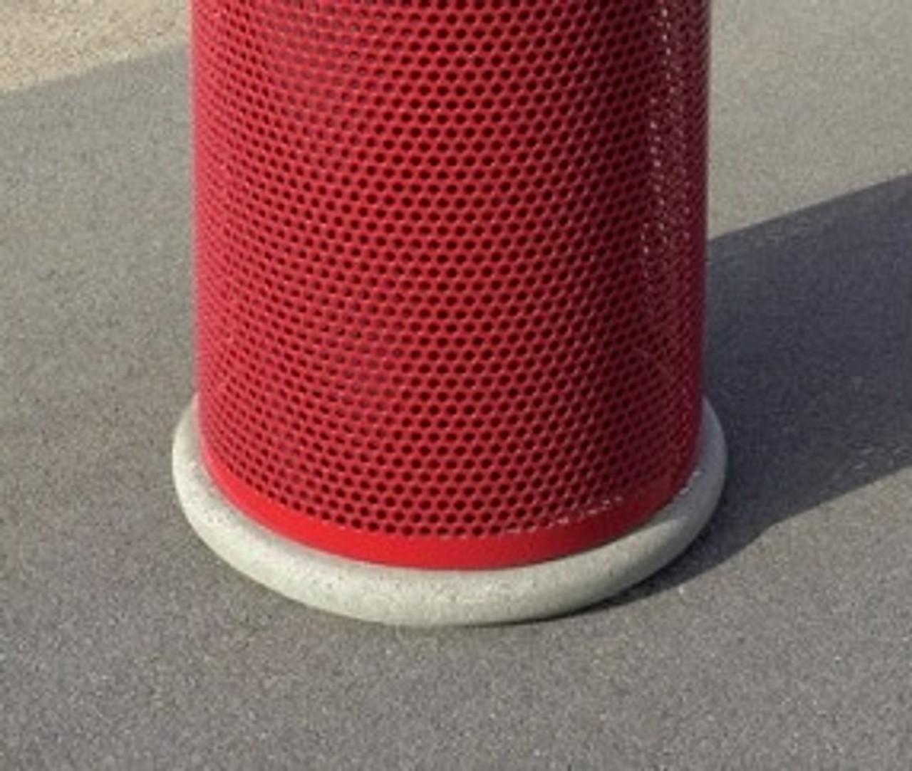 Optional Concrete Base