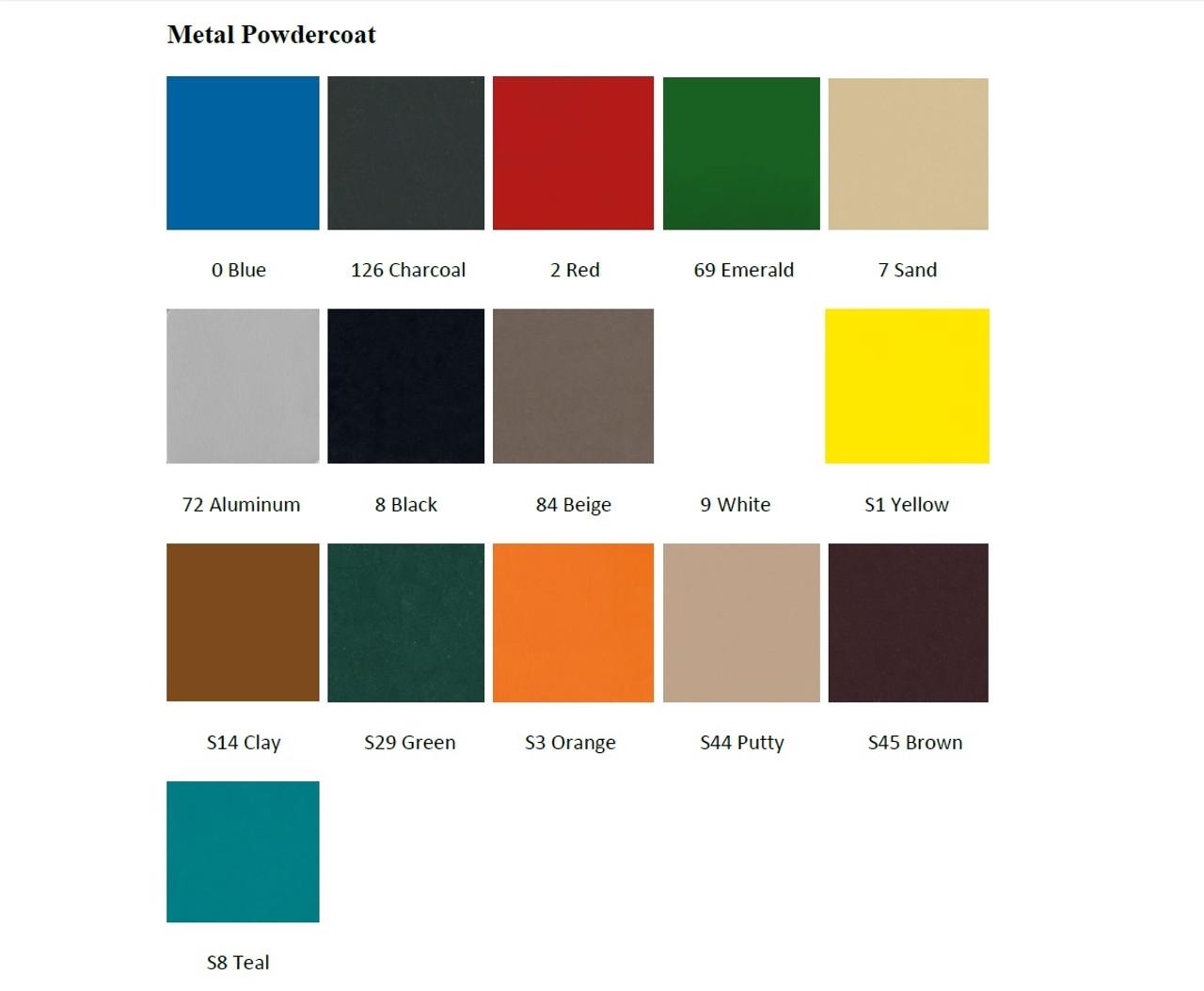 Body Colors