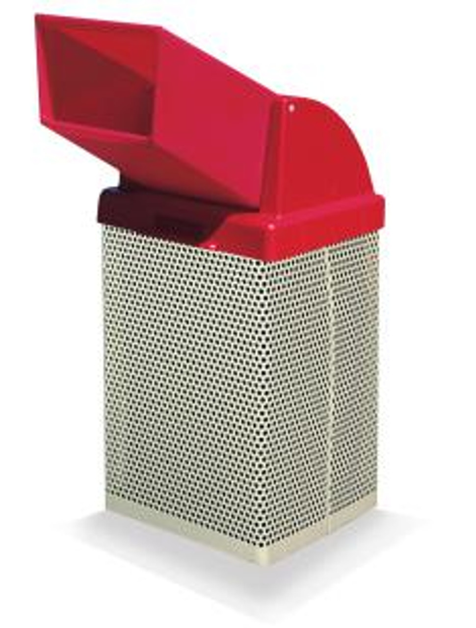 Drive Up Chute Waste Container MF3056