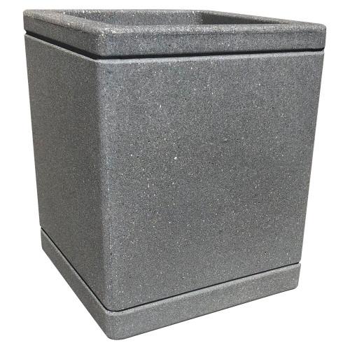 Concrete Planter TF4185 Exposed Aggregate