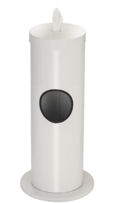 2 Gallon Floor Standing Sanitizing Wipe Dispenser F1029 WHITE