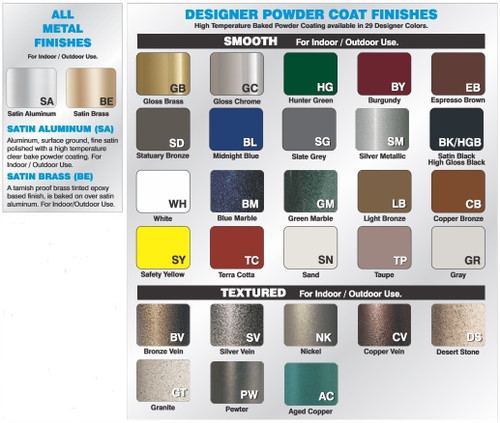 Designer Colors