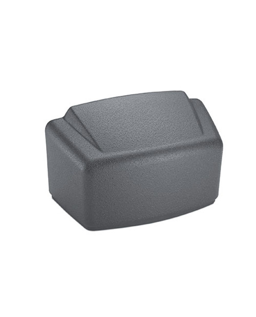 Replacement Lid 797001 for Commercial Zone Paper Towel Dispenser Gray
