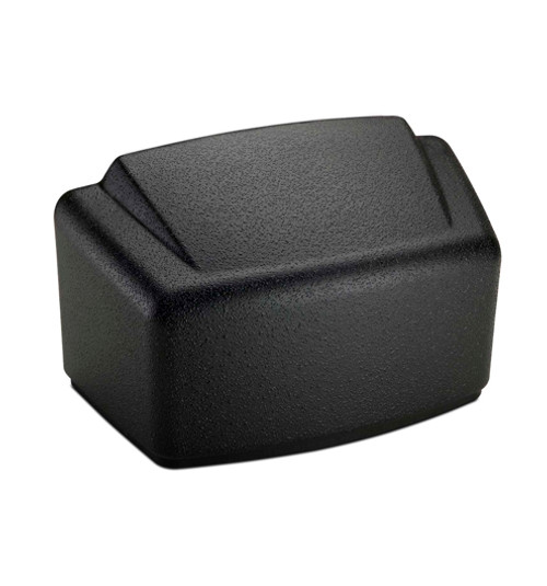 Replacement Lid 797001 for Commercial Zone Paper Towel Dispenser Black