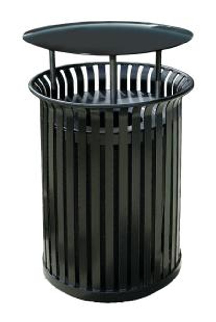 Covered Waste Receptacle MF3204