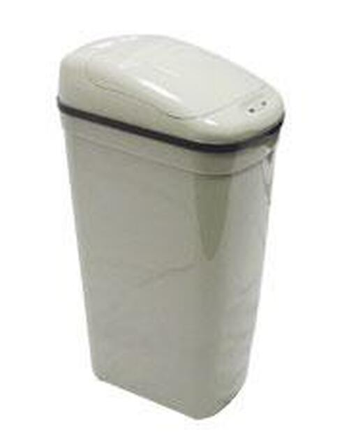 Touchless Automatic Trash Can Gray 9 Gallon