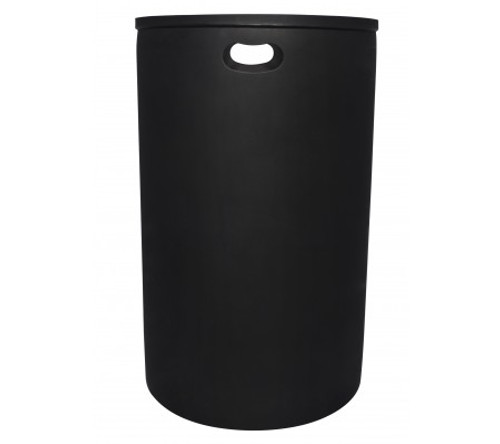 East & South Hampton Black Plastic 45 Gallon Liner