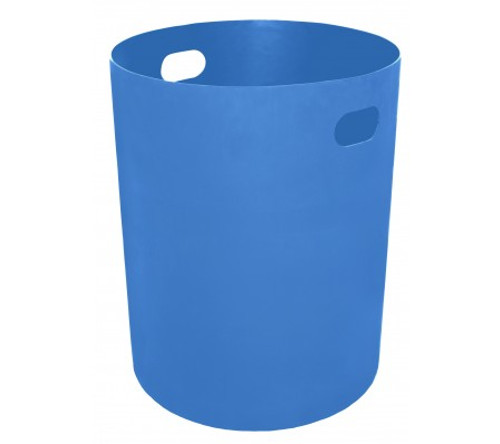 Plastic Liner for Streetscape Metal Outdoor Recycle Bins 35-049 BLU-FG