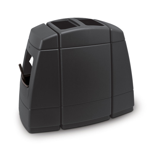 Windshield Convenience Center Black