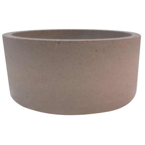 30 x 18 Outdoor Round Concrete Planter TF4030 Weatherstone