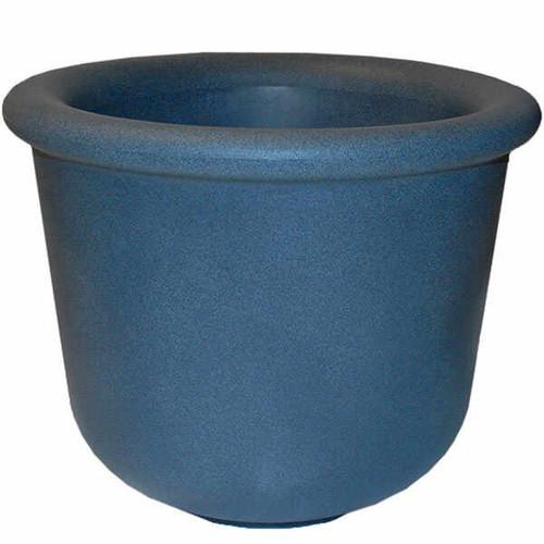 18 x 12 Decorative Senora Outdoor Round Concrete Planter TF4045