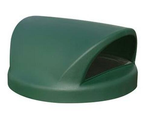 26.5 Inch 2 Way Plastic Lid TF1465 for TF1150 Trash Cans (Many Colors)