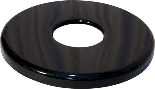 27 Inch Round Flat Top Lid FTR-55 for Ultrasite Street Baskets (8 Colors)