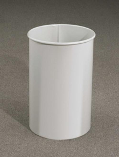 11 Gallon 12 x 23 Open Top Office Wastebasket 29 Designer Colors