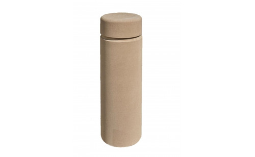 Concrete Bollard Safety Barrier 12 x 30 TF6010 Acid Wash Sand
