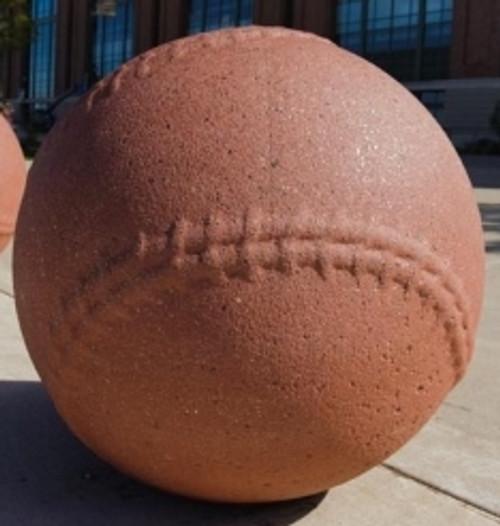 24 Inch Baseball Bollard Safety Barrier Sphere TF6202