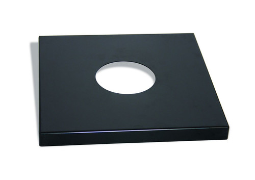 Square Steel Recycle Cover Lid FT-32-TRSQ for 32 Gallon TRSQ32 Trash Cans
