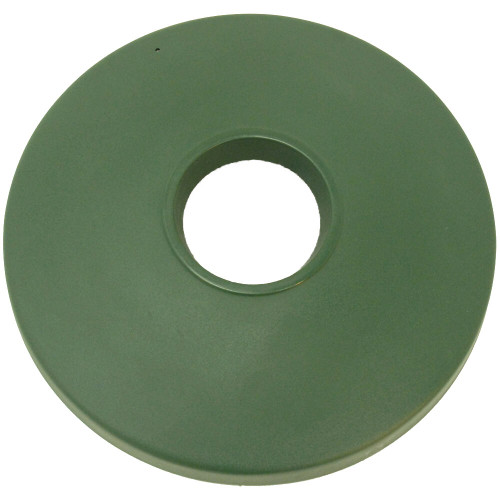 24 Inch Plastic Round Recycle Lid TF1523 with 1 Opening