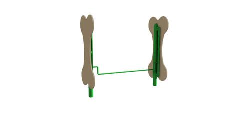 Dog Park Adjustable Jump BAR70030