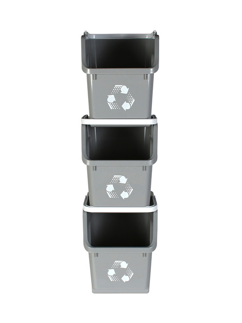 Stackable Multi Recycler 20 Pack 101386 (Gray)