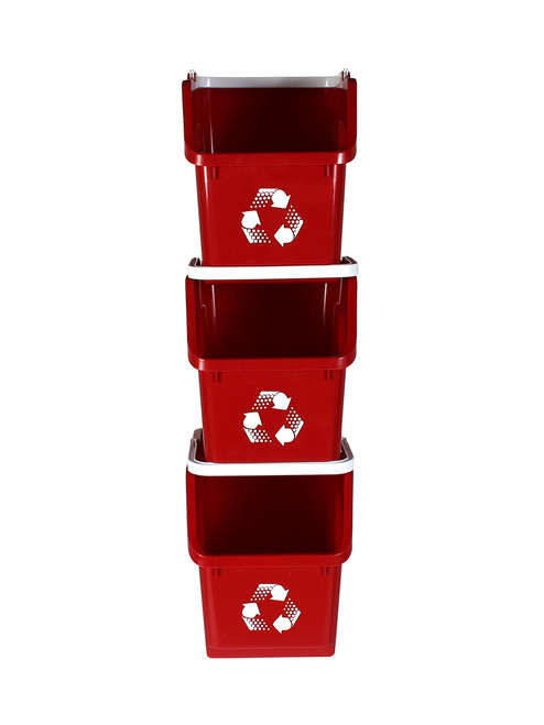 Stackable Multi Recycler 20 Pack 101388 (Red)