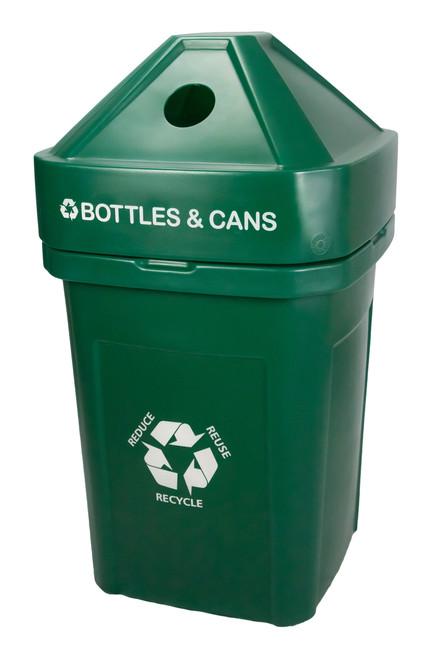 Green Bottles & Cans