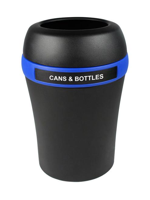 37.5 Gallon Infinite Elite Recycling Bin 100894 (Cans & Bottles)