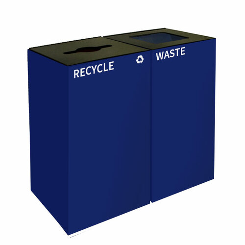 RECYCLE BLUE