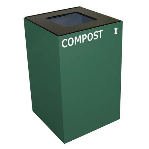 32 Gallon Geocube 32GC03-GN Compost Bin