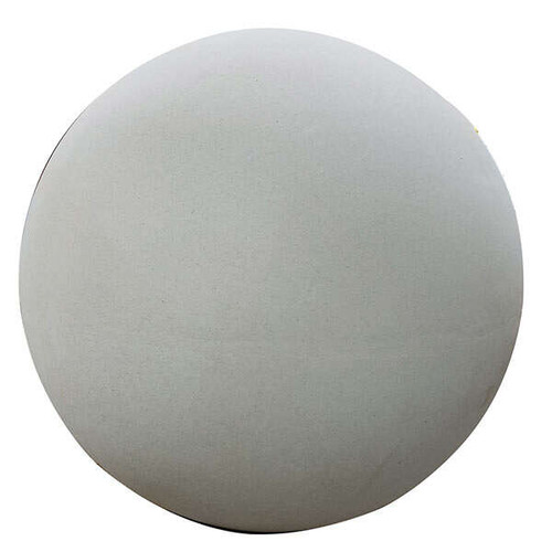 18 Inch Concrete Bollard Safety Barrier Sphere TF6098 (14 Decorative Color Choices)