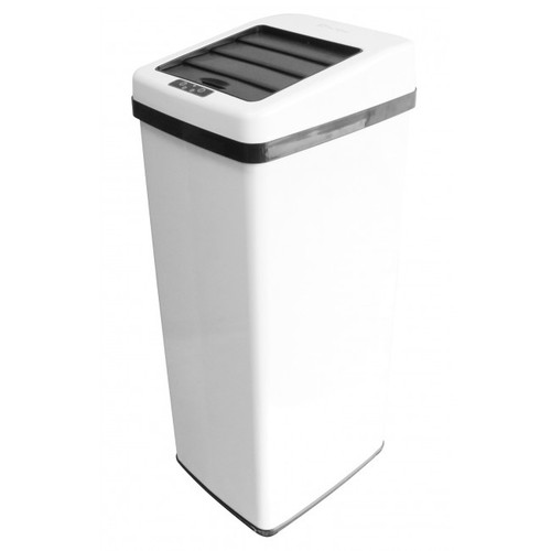 iTouchless Trash Can 14 Gallon SX White IT14SW