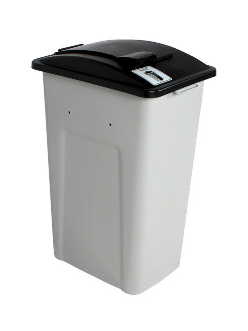 32 Gallon XL Simple Sort Waste Can (Waste, Lift Top)