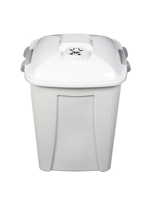 7 Gallon Diaper Pail (White) 102494
