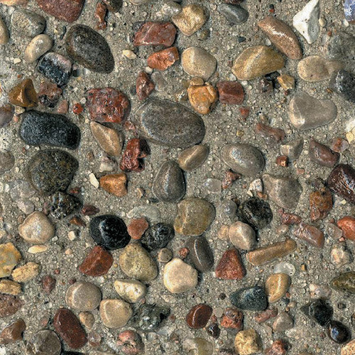 Exposed Aggregate Gray E23