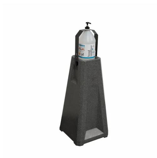 Universal Hand Sanitizer Stand S8600-00 Dark Granite