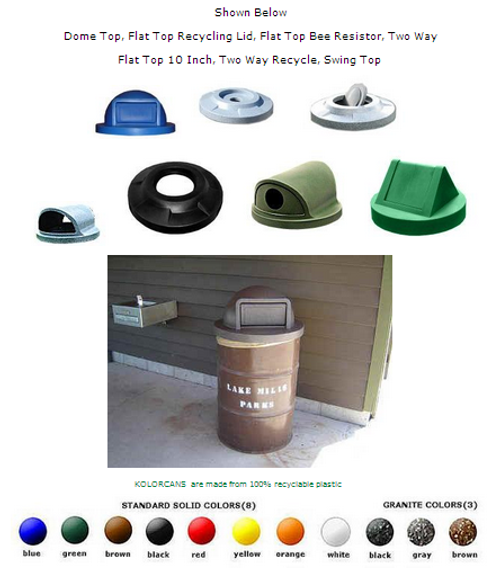 Plastic Drum Lid Styles to Choose