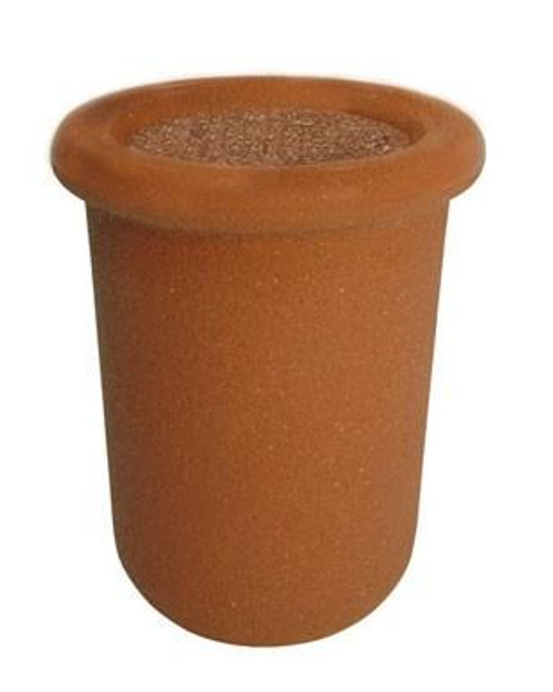 Outdoor Round Plastic Ashtray with Sand Smokers Urn TF2009