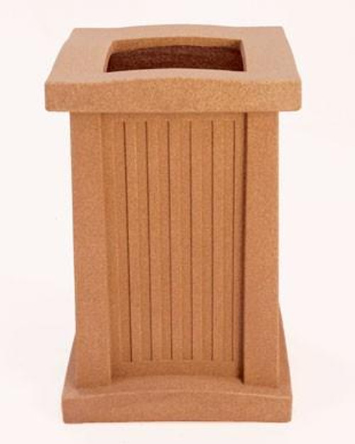 Plastic Ashtray with Sand Smokers Urn WS2015