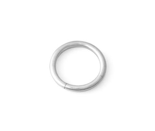 18g 316L Surgical Steel Segment Captive Ring