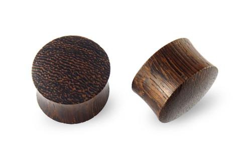 Pair Johar Wood Plugs