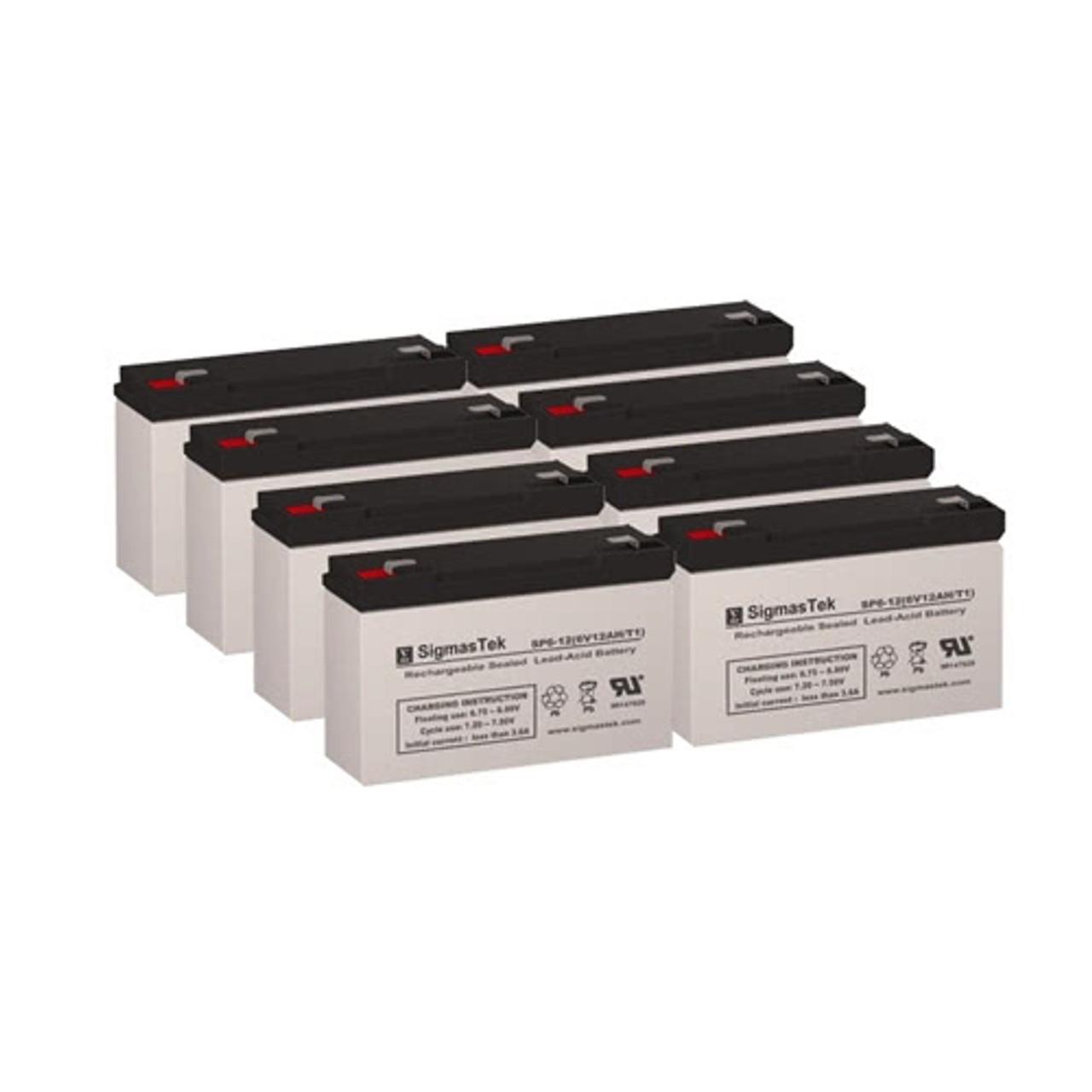 Liebert PowerSure Interactive PS1000RM-230 UPS Battery Replacement
