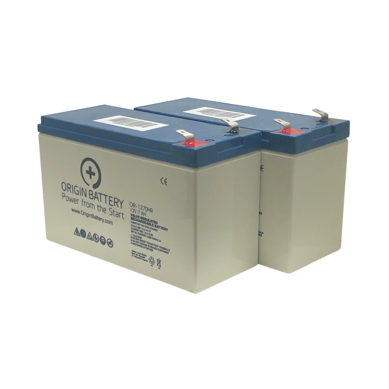 Rechargeable, high Rate Replacement Battery APC Smart-UPS 700VA SU700NET